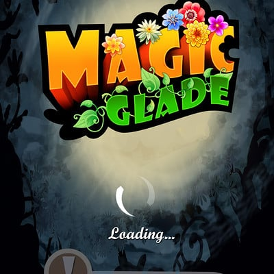 Konstantin gudym magic glade logo
