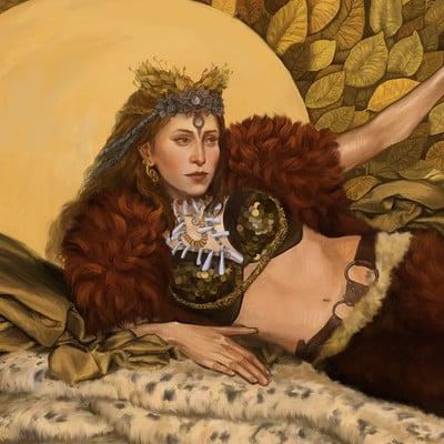 Woodland Goddess