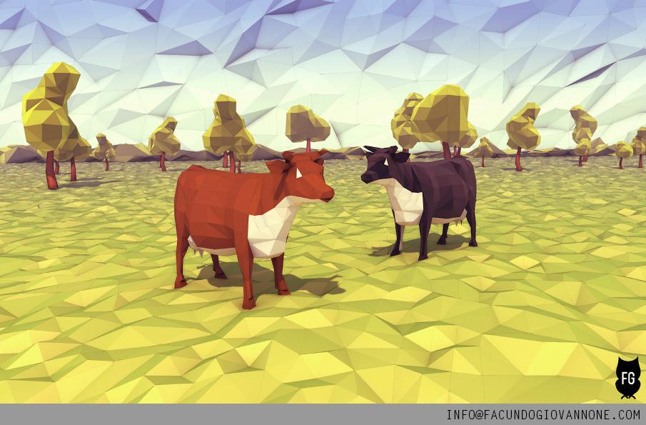 Facundo giovannone facundo giovannone 3d artist cow argentina 905