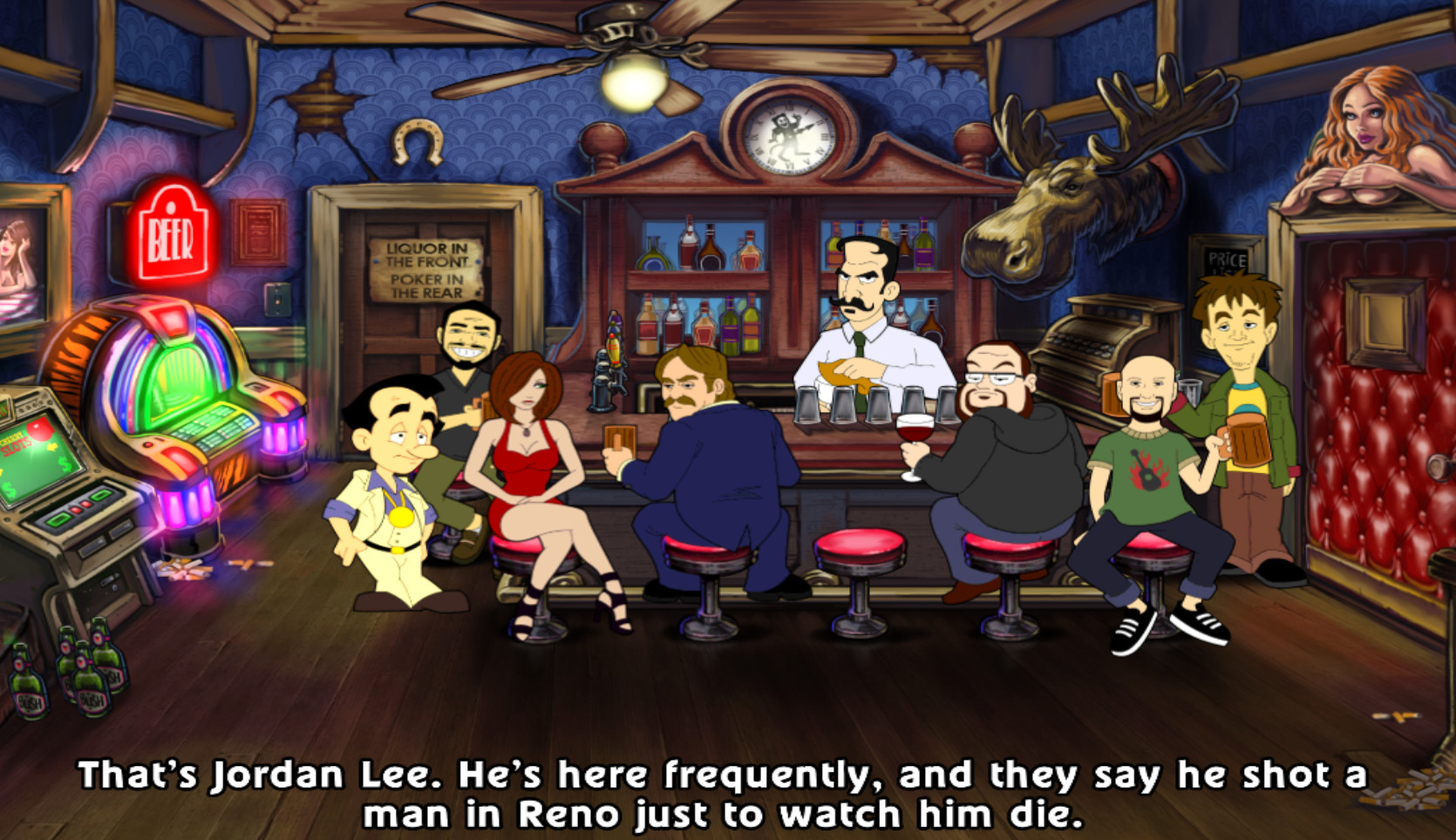 Leisure Suit Larry - Reloaded