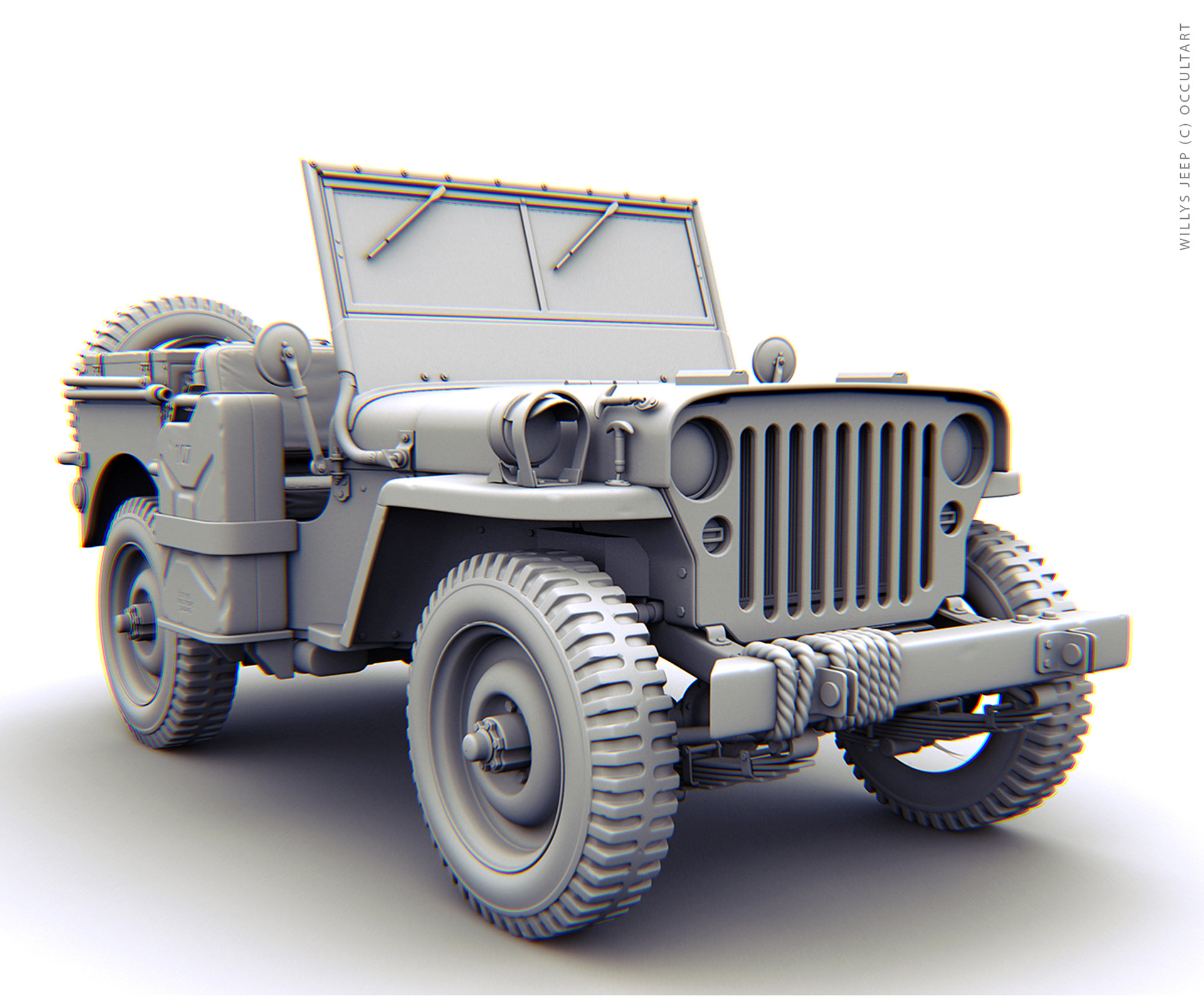 Occultart   willies jeep 1942 006