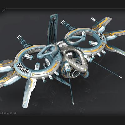 Igor puskaric drone alen lava presentation 2
