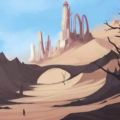 Affa otto desert