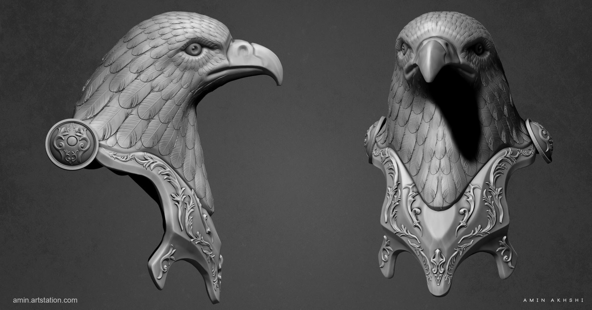 Amin akhshi eagle