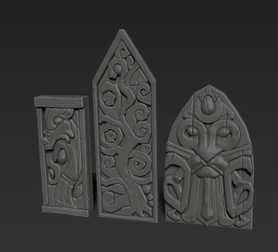 Meadhouse Sculpts