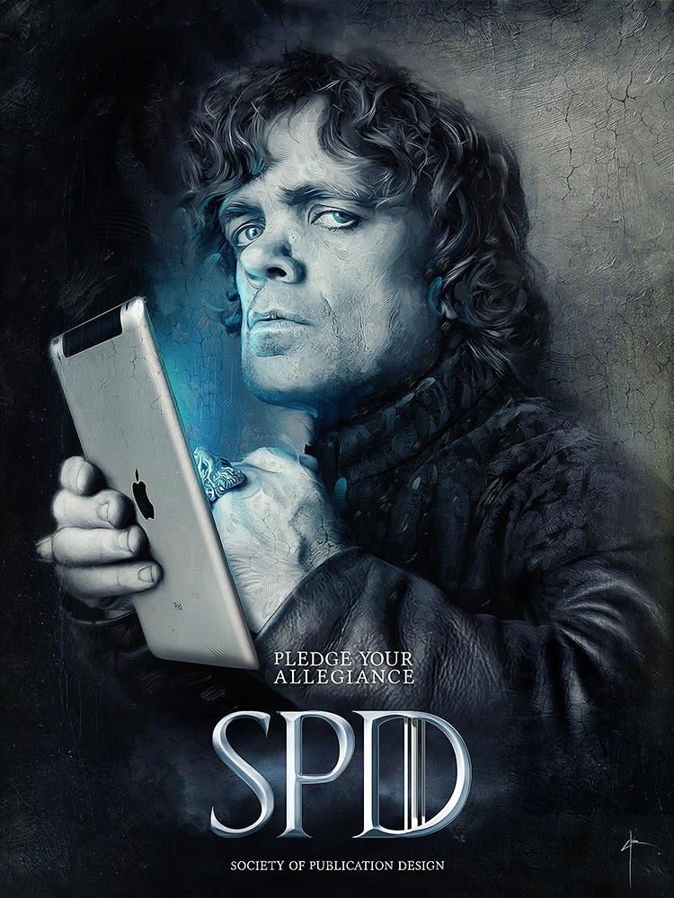 SPD portrait