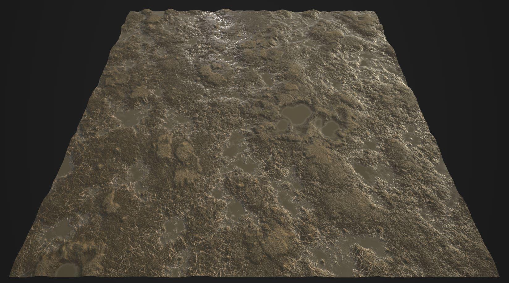 Osman samano mud cover