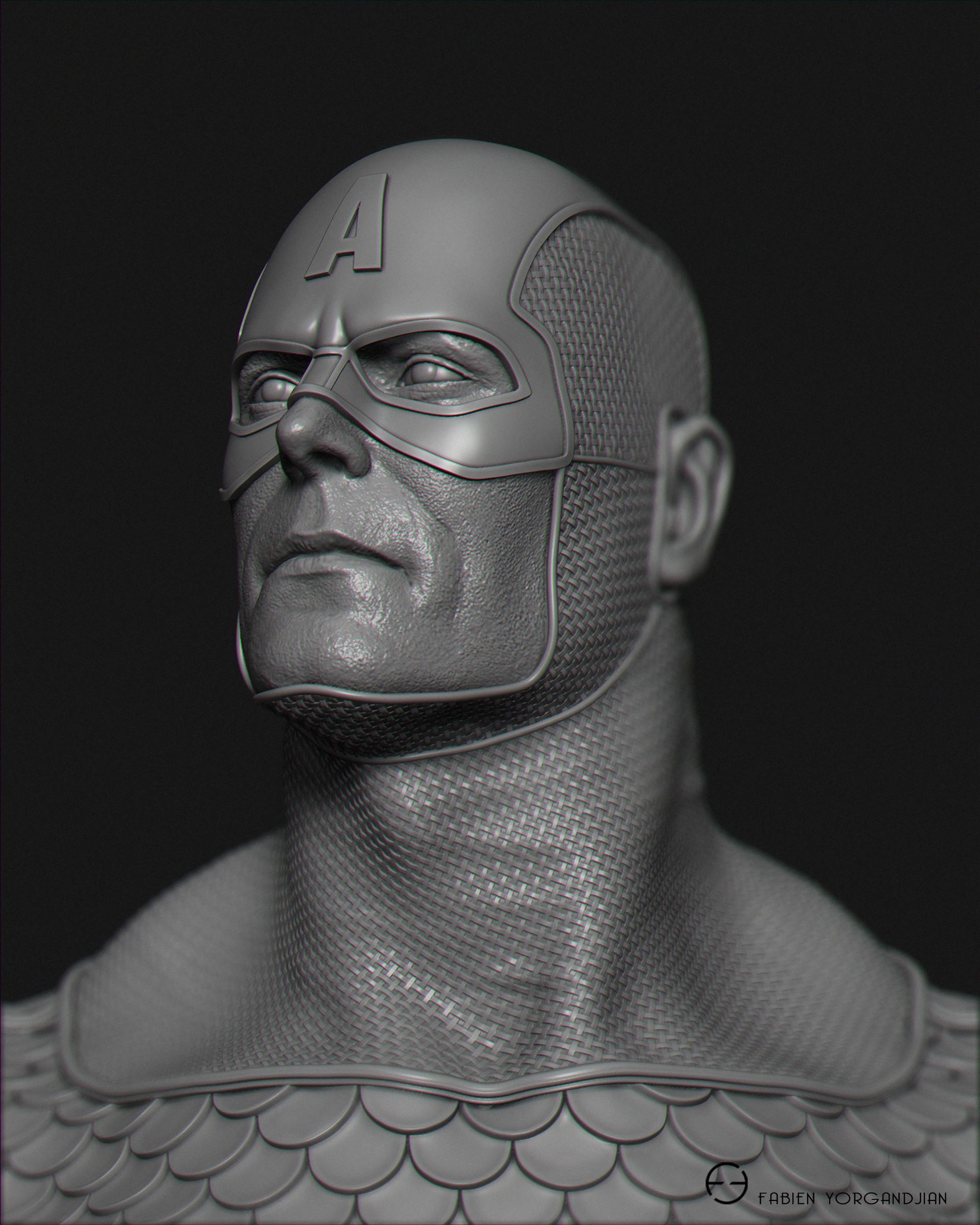 Zbrush 3D render