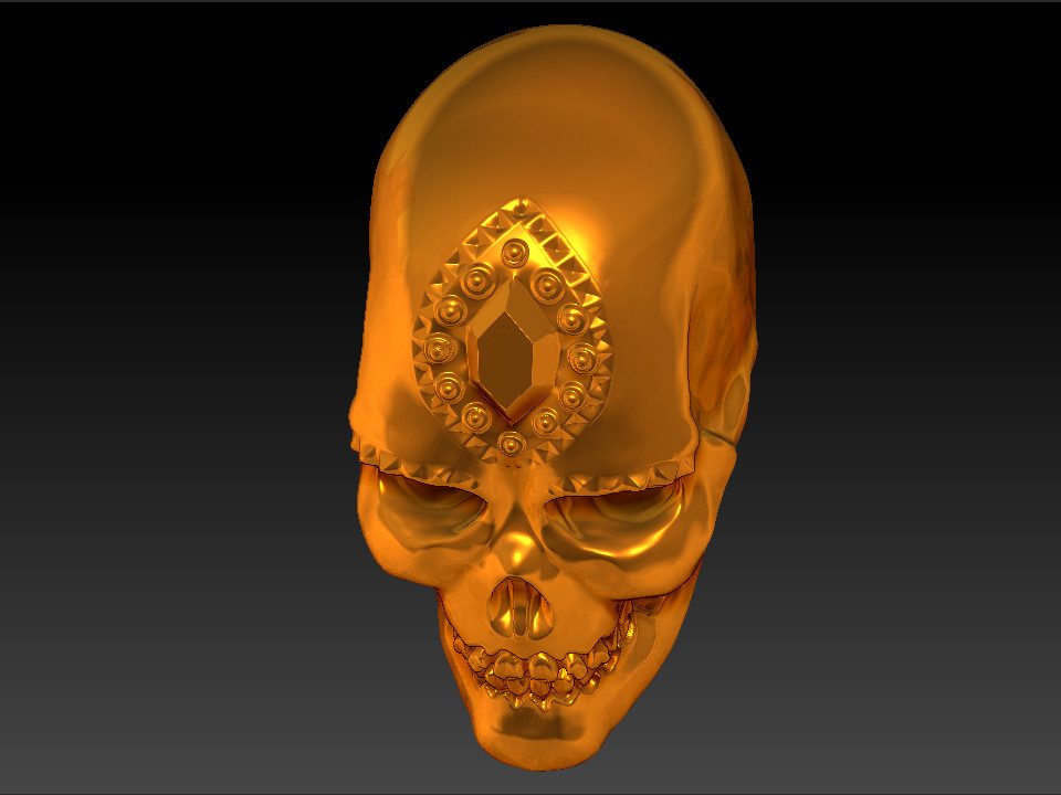 Alejandro gorgal depth skull treasure