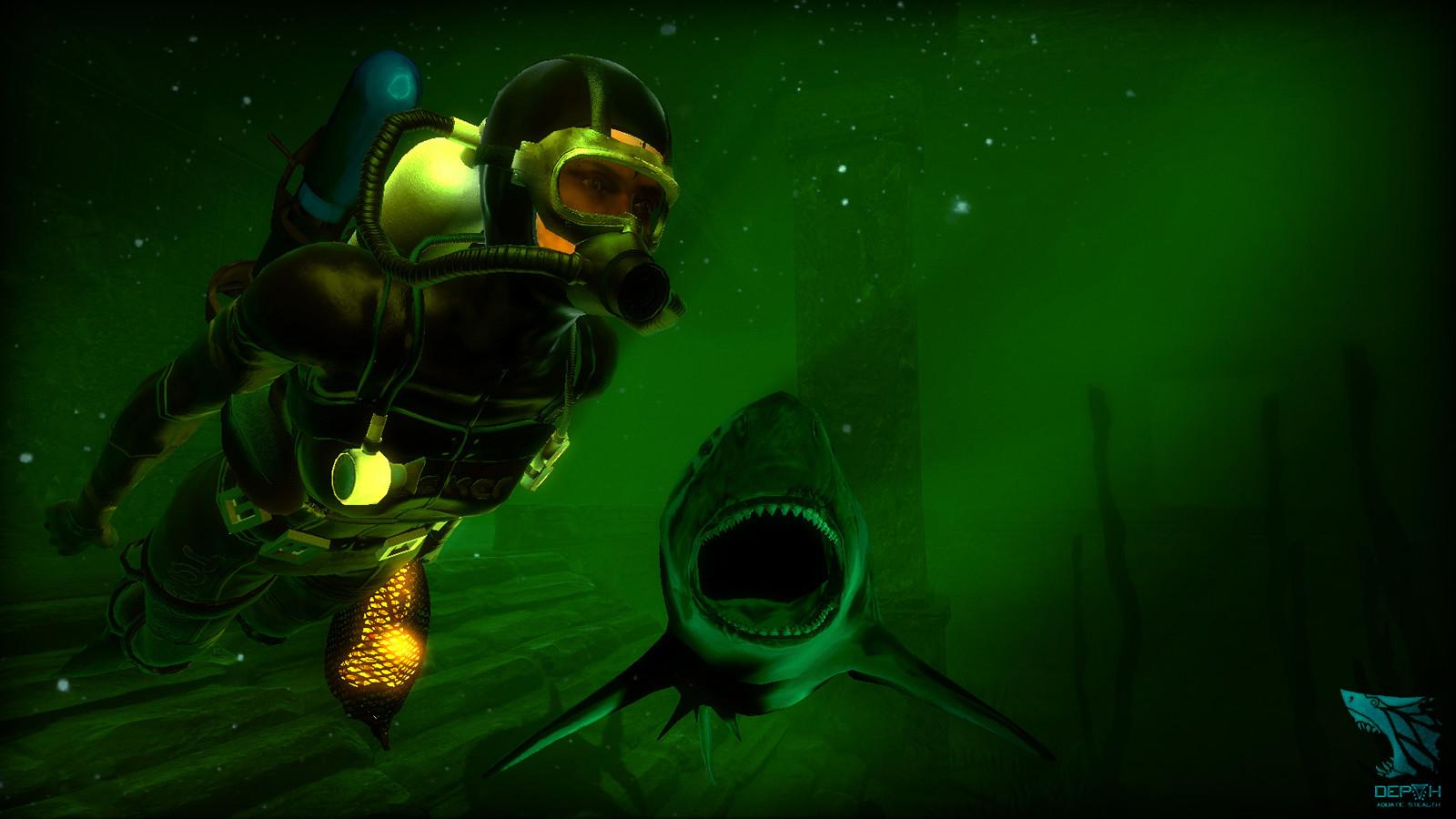 Alejandro gorgal depth escape