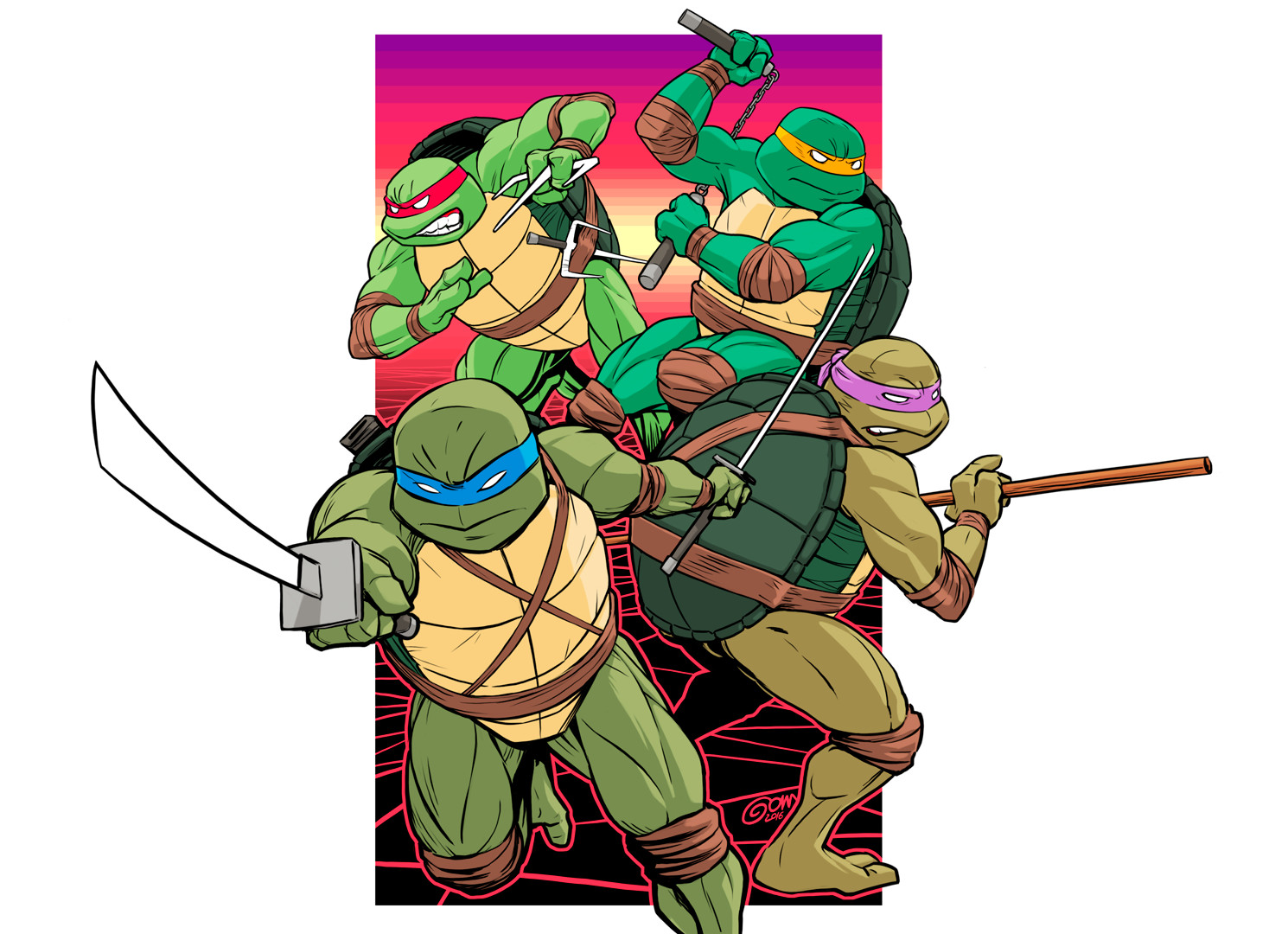 Guillaume gom poitel tmnt end7