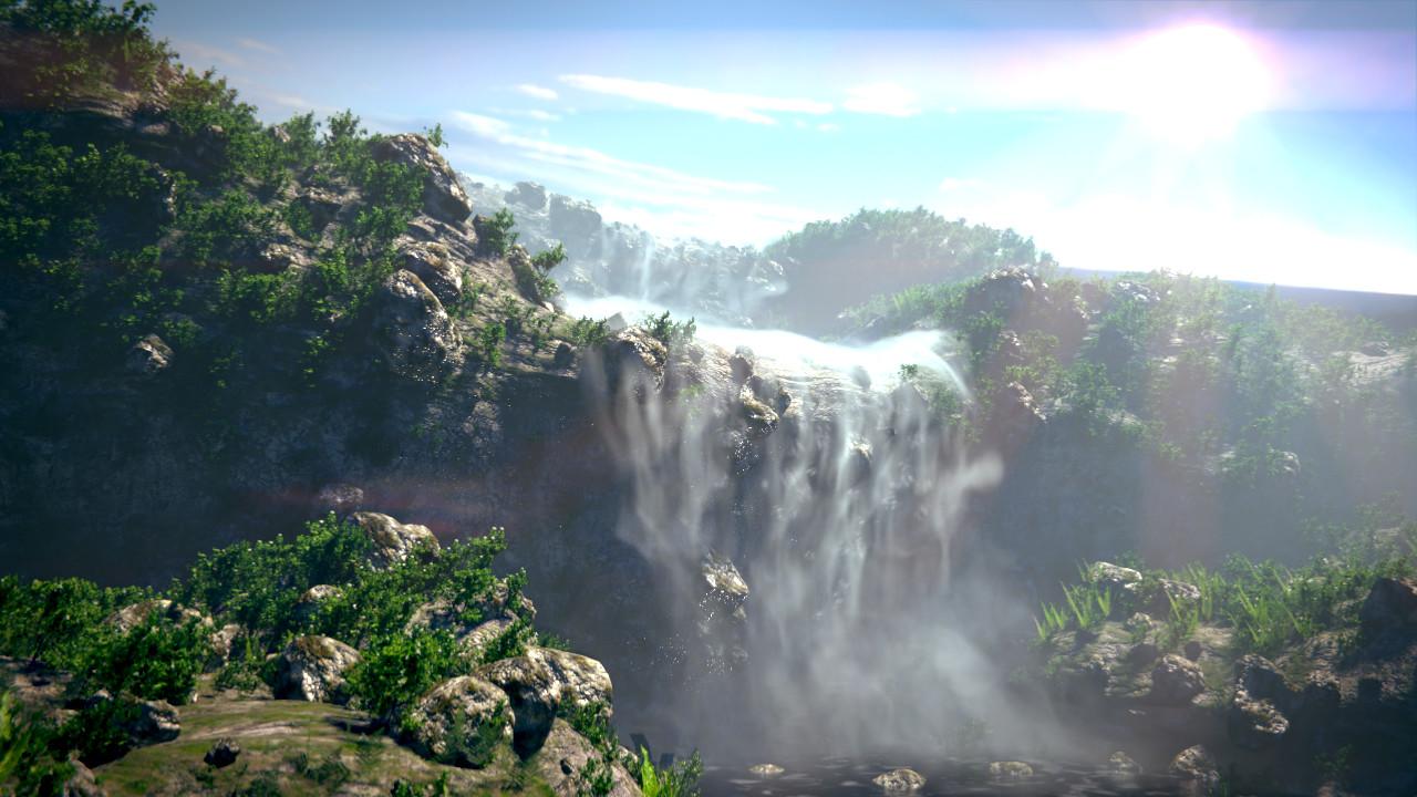 Steve lund waterfall