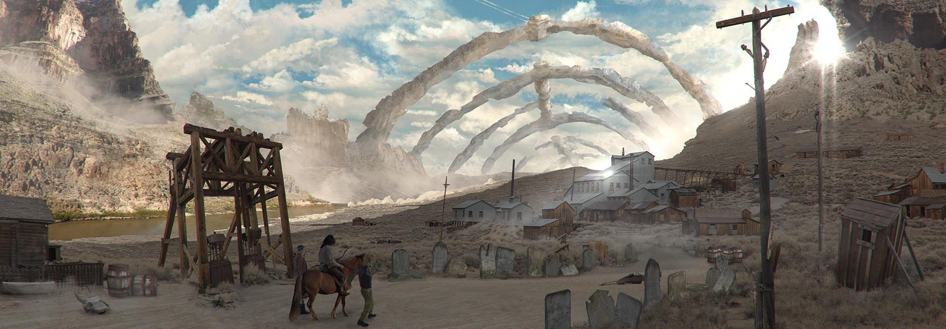 Saverio solari ghost town