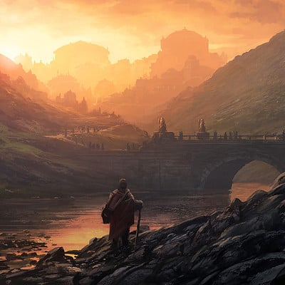 Andreas rocha an thonn gate