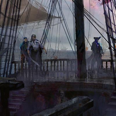Ryan richmond piracy