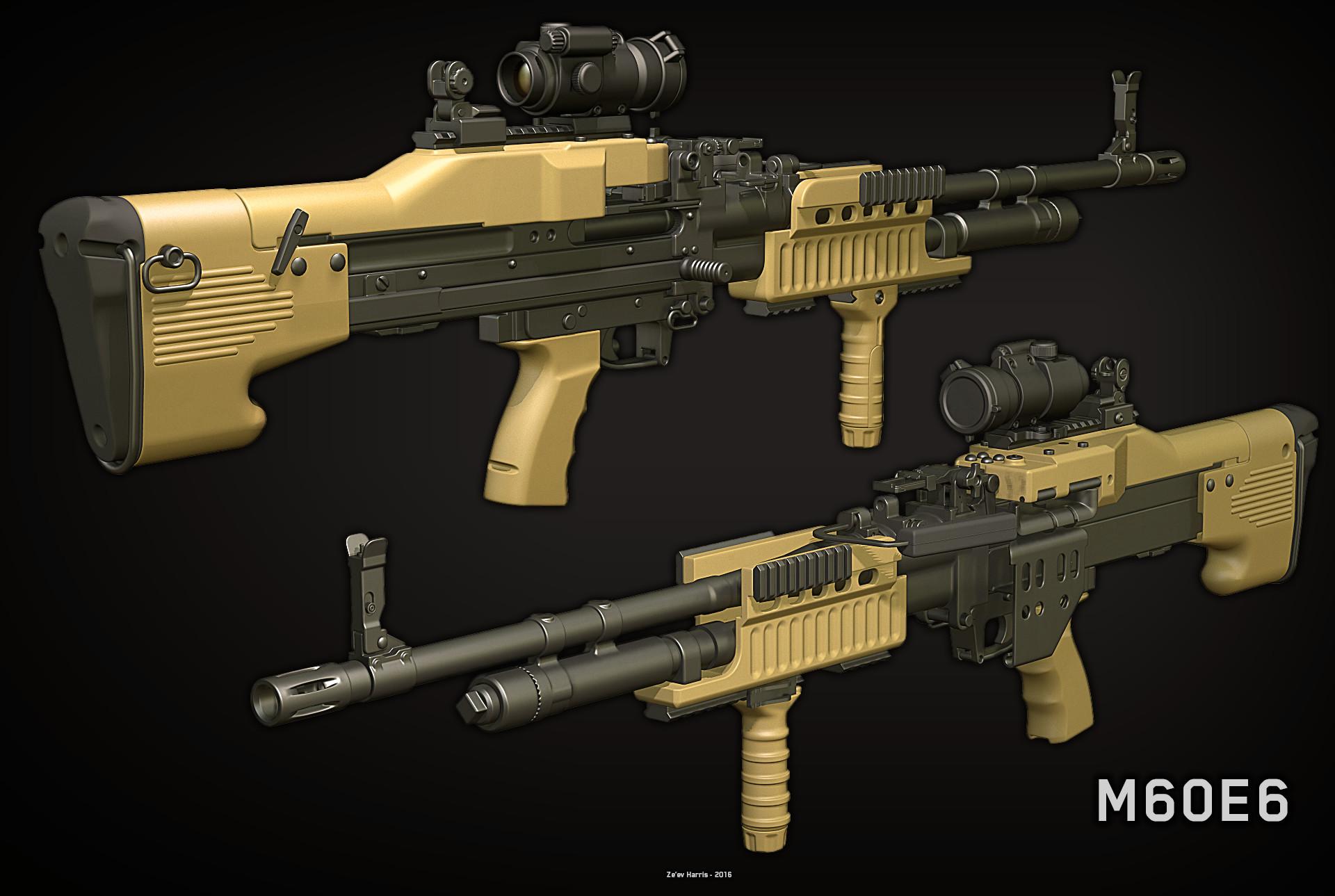Ze  39 ev Harris  M60E6