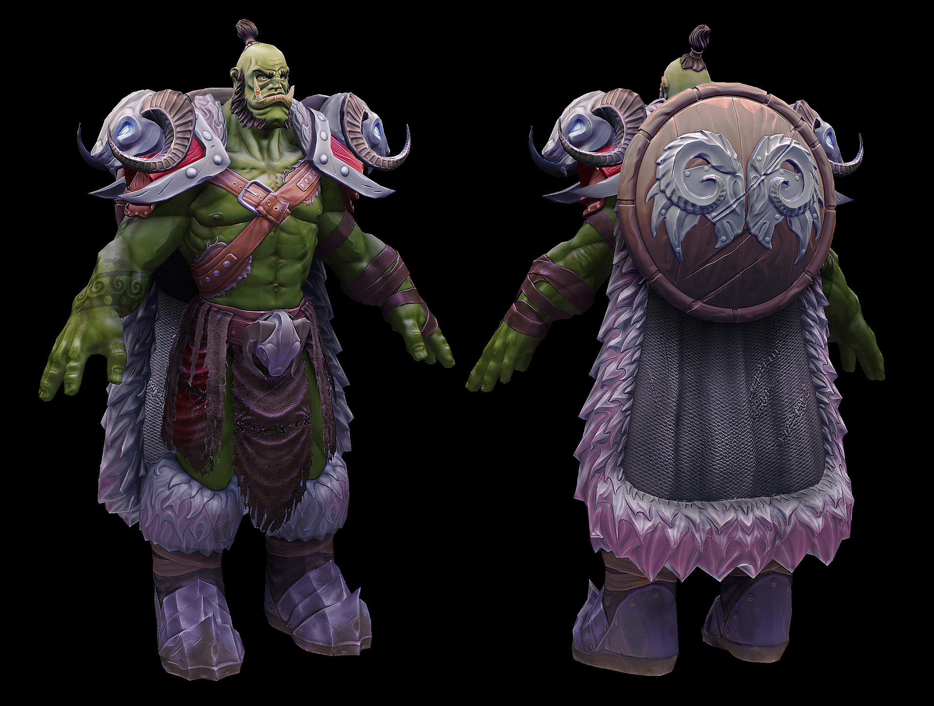 Eric wilkinson orc complete