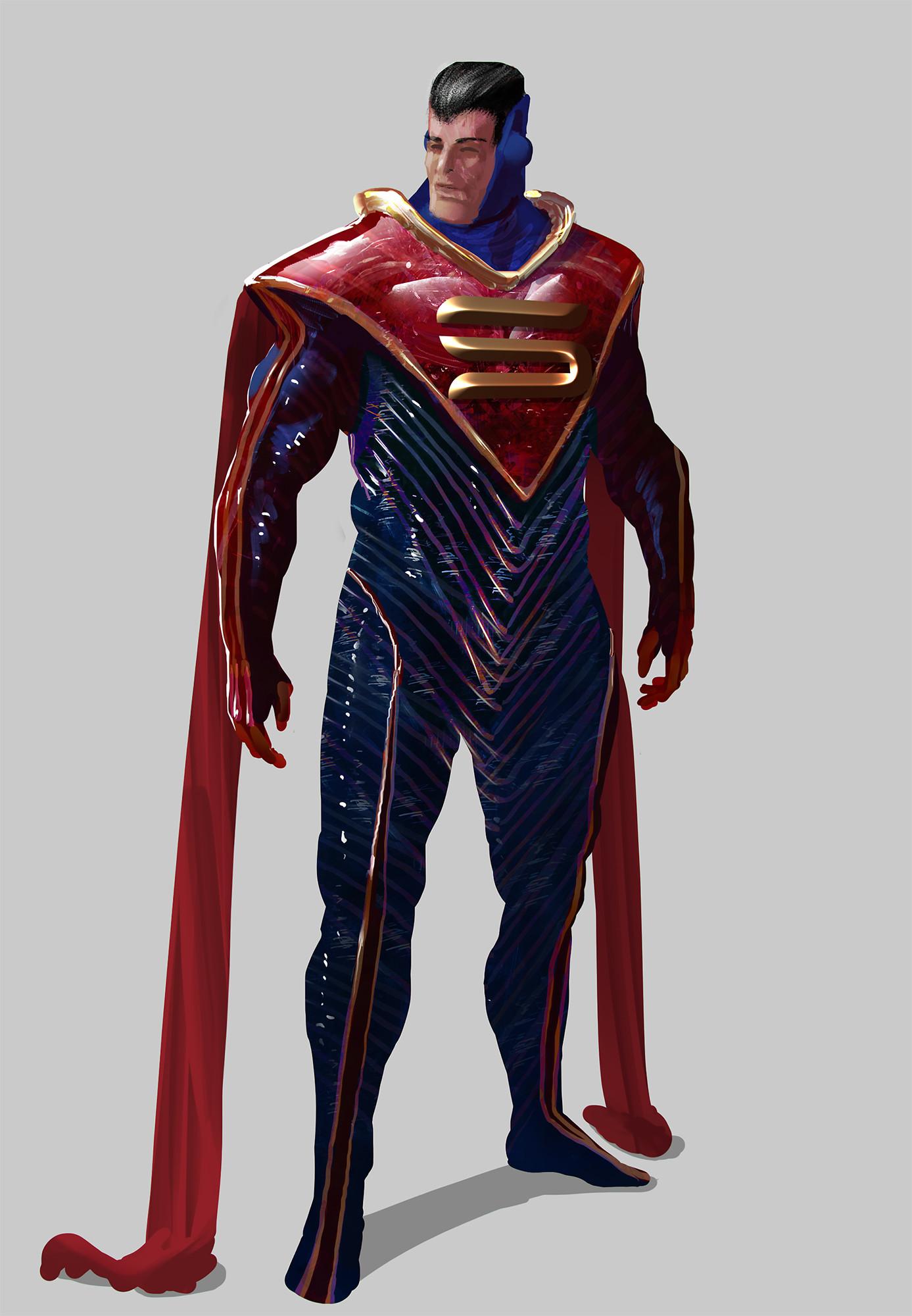Chenthooran nambiarooran superman2 aether