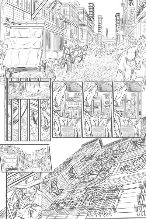 Gs 03x05 - Pencils