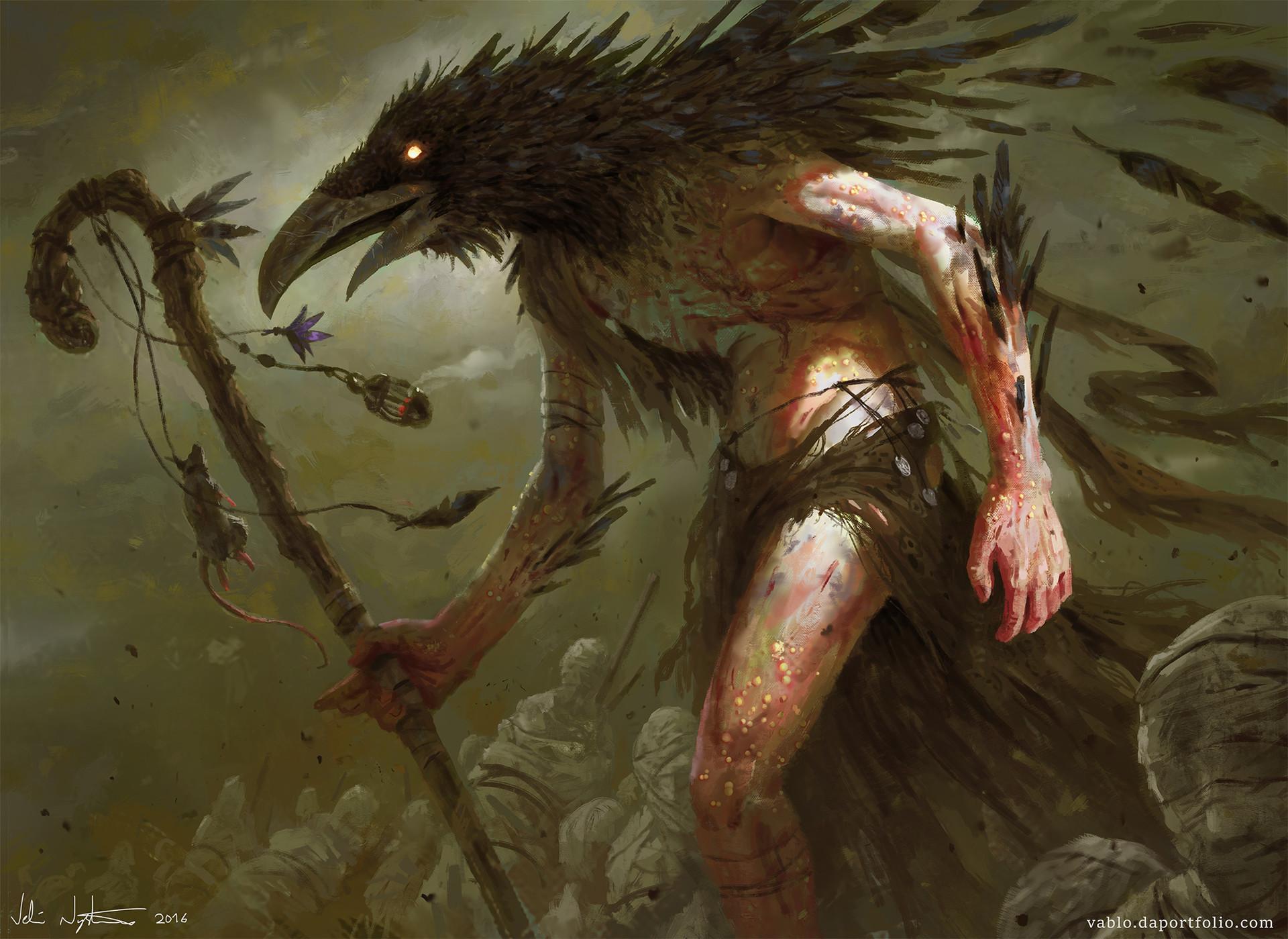 Veli nystrom plague avatar2