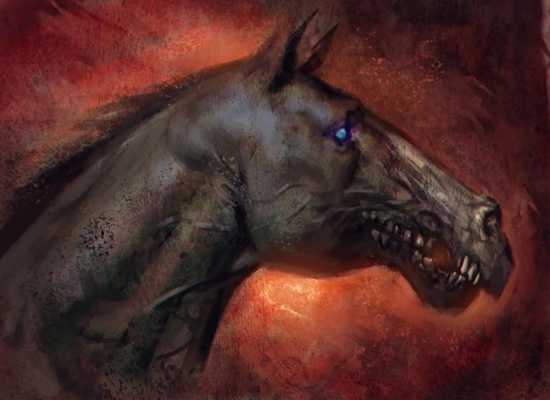 Eliant elias horse