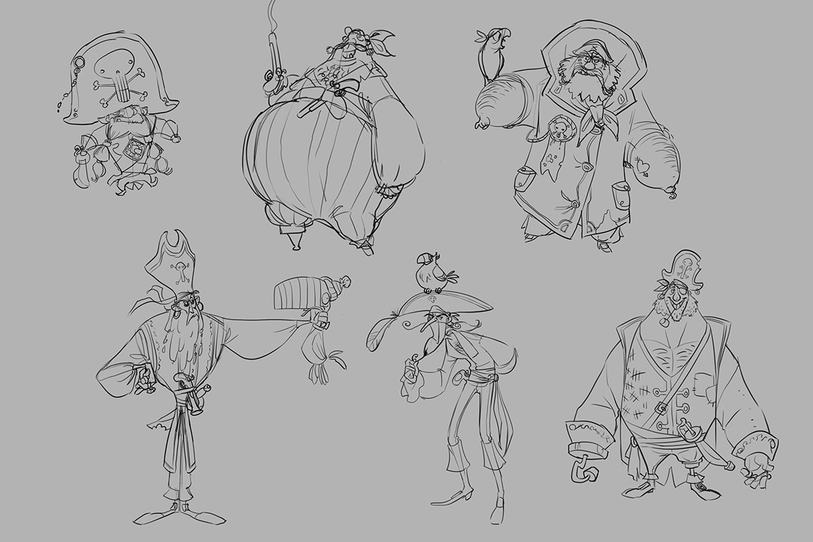 Pirates Concept