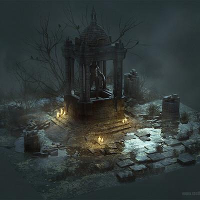 Ste flack shrine