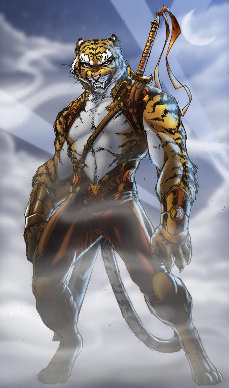 tigers vs warriors - 687×1163