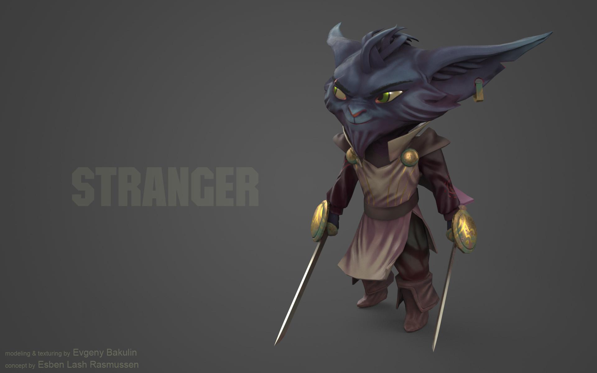 Evgeny bakulin stranger 2