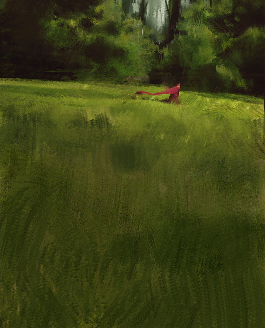 Jeremy paillotin sketchaday3