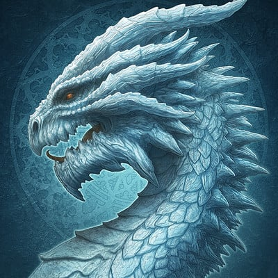 Kerem beyit dm ice dragon rev