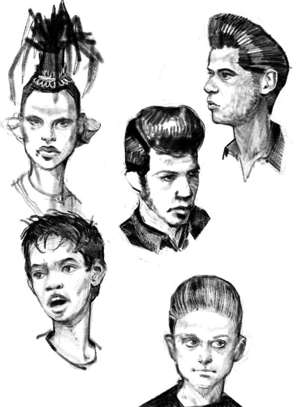 Reiko gross sketches i