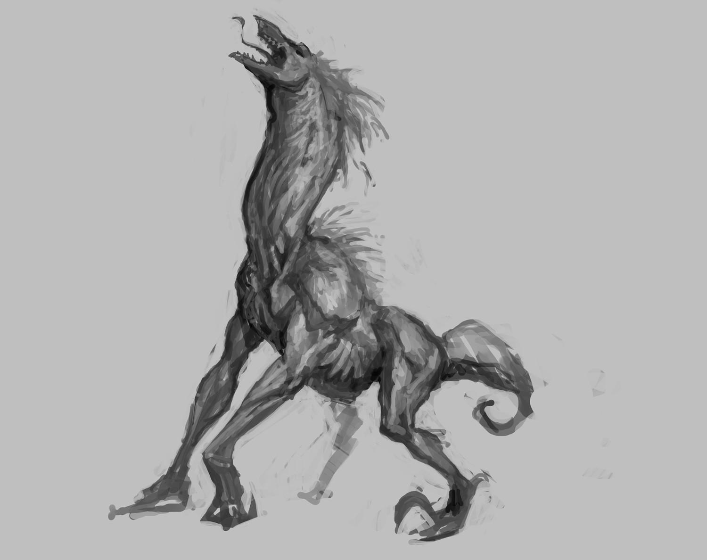 Reiko gross creature design