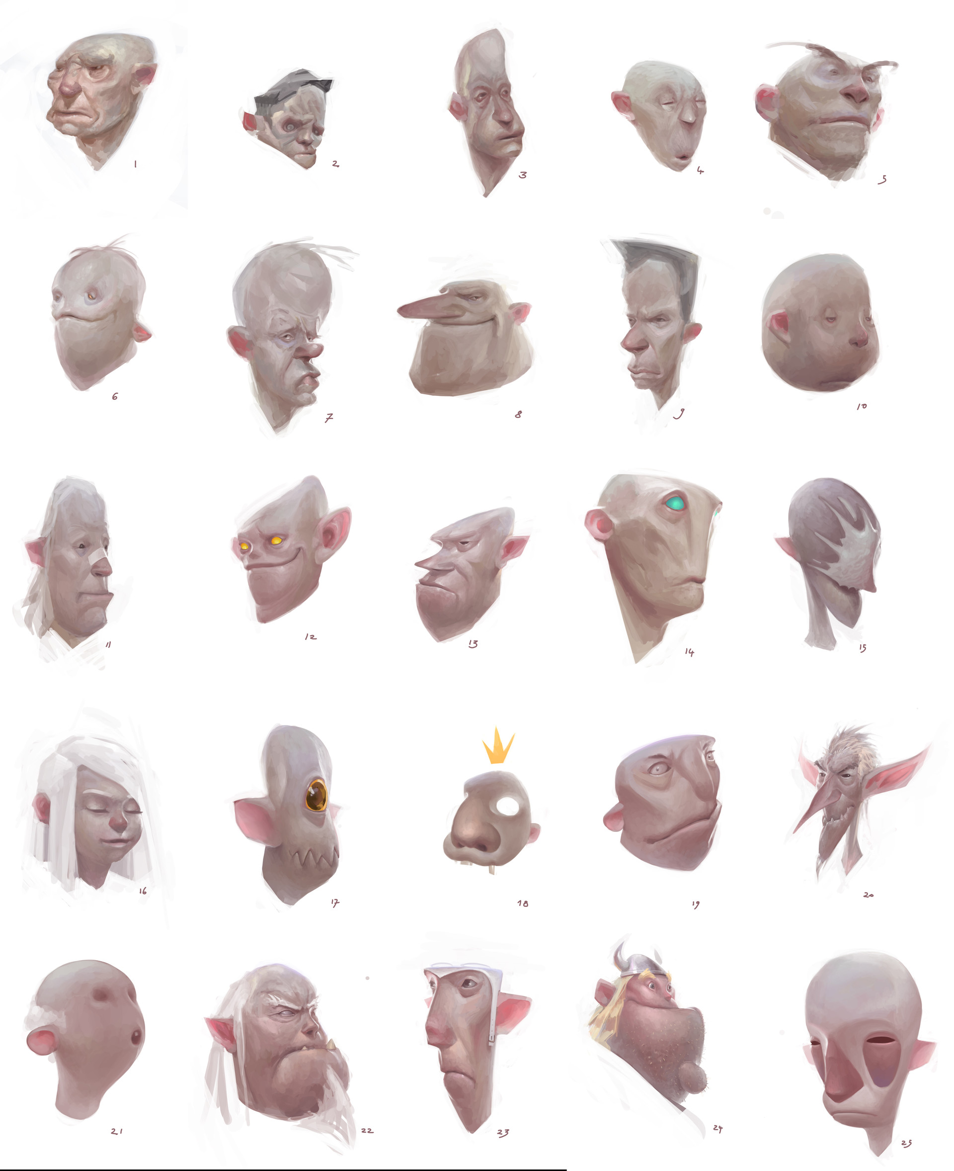 Reiko gross faces compilation by der reiko d9qqbk8