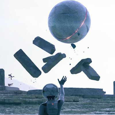 Nandor moldovan alien ruins