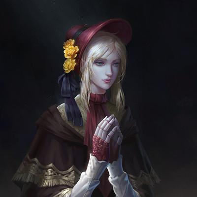 Wenfei ye doll