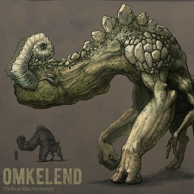 Edin durmisevic omkelend creature