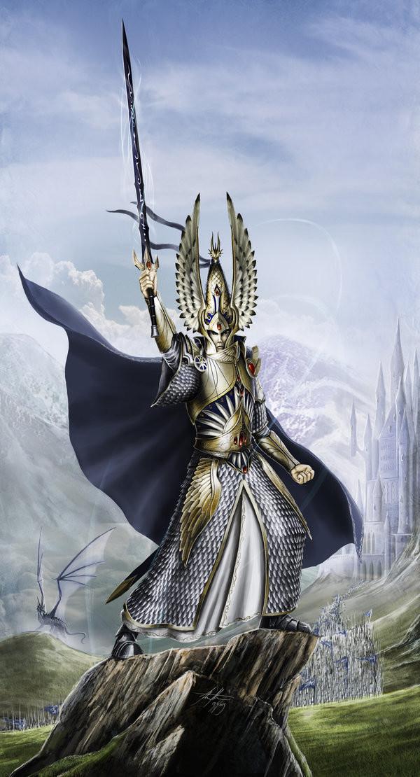 Prince Tyrion, Defender of Ulthuan