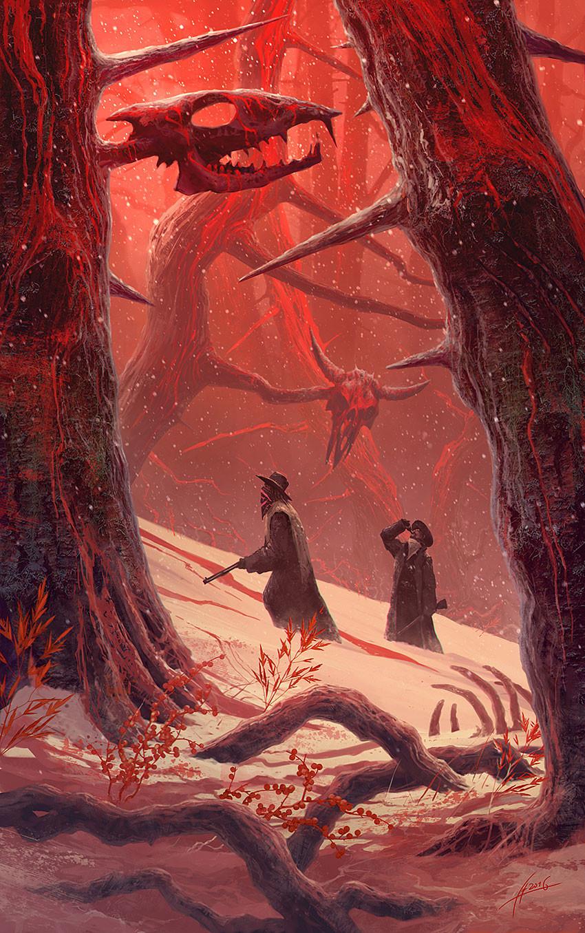 Alexey egorov predatory forest