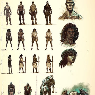 Nothof ferenc preliminary character concepts