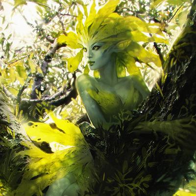 Valentina remenar leaf spirit by valentina remenar