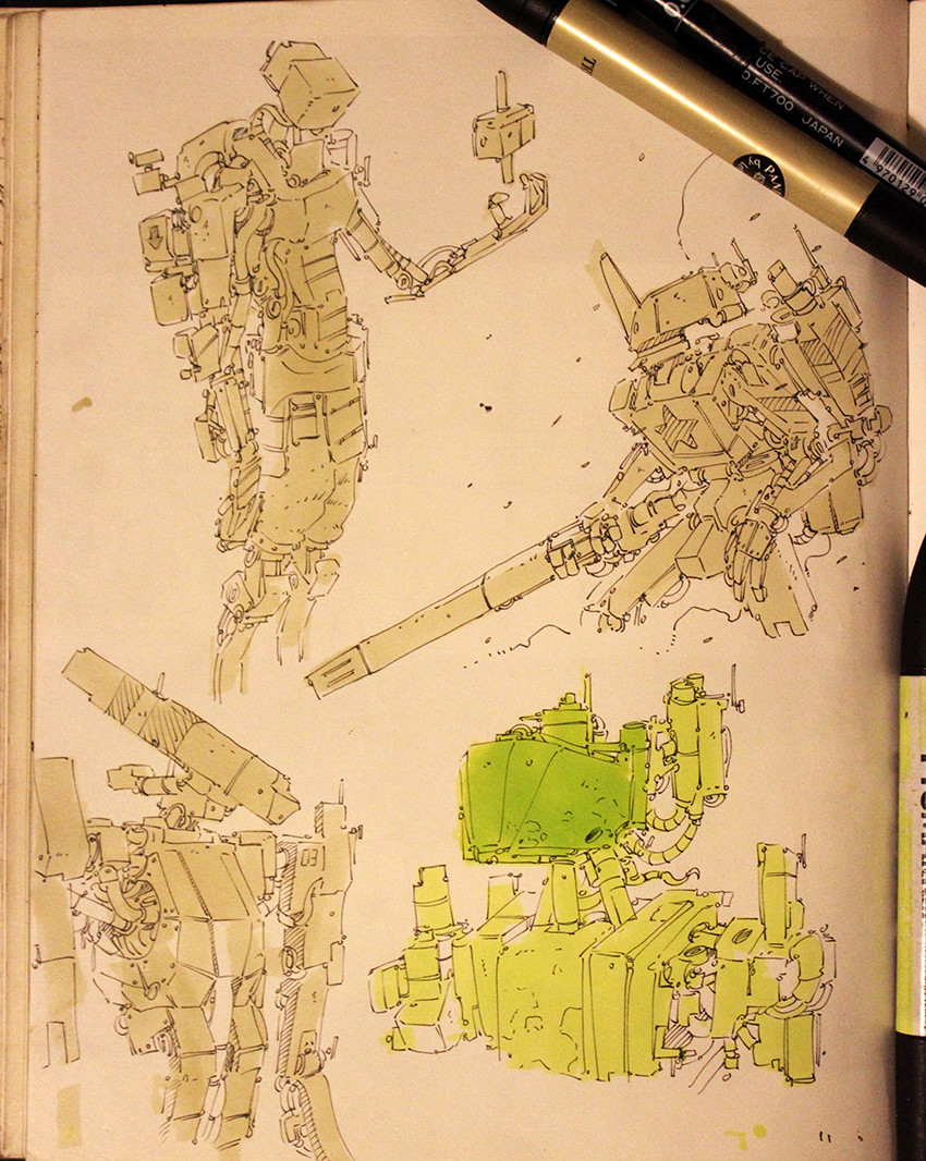 F f sketch 06