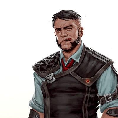 Nagy norbert main character concept