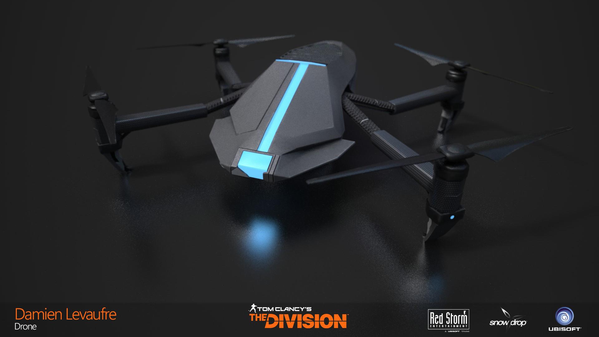 Damien levaufre drone 3 4