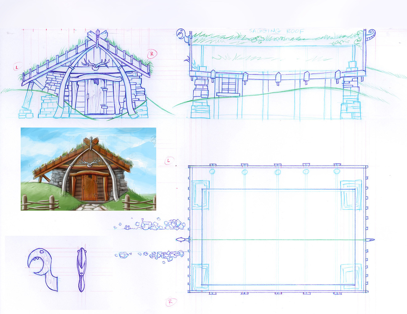 Pat bollin viking house1