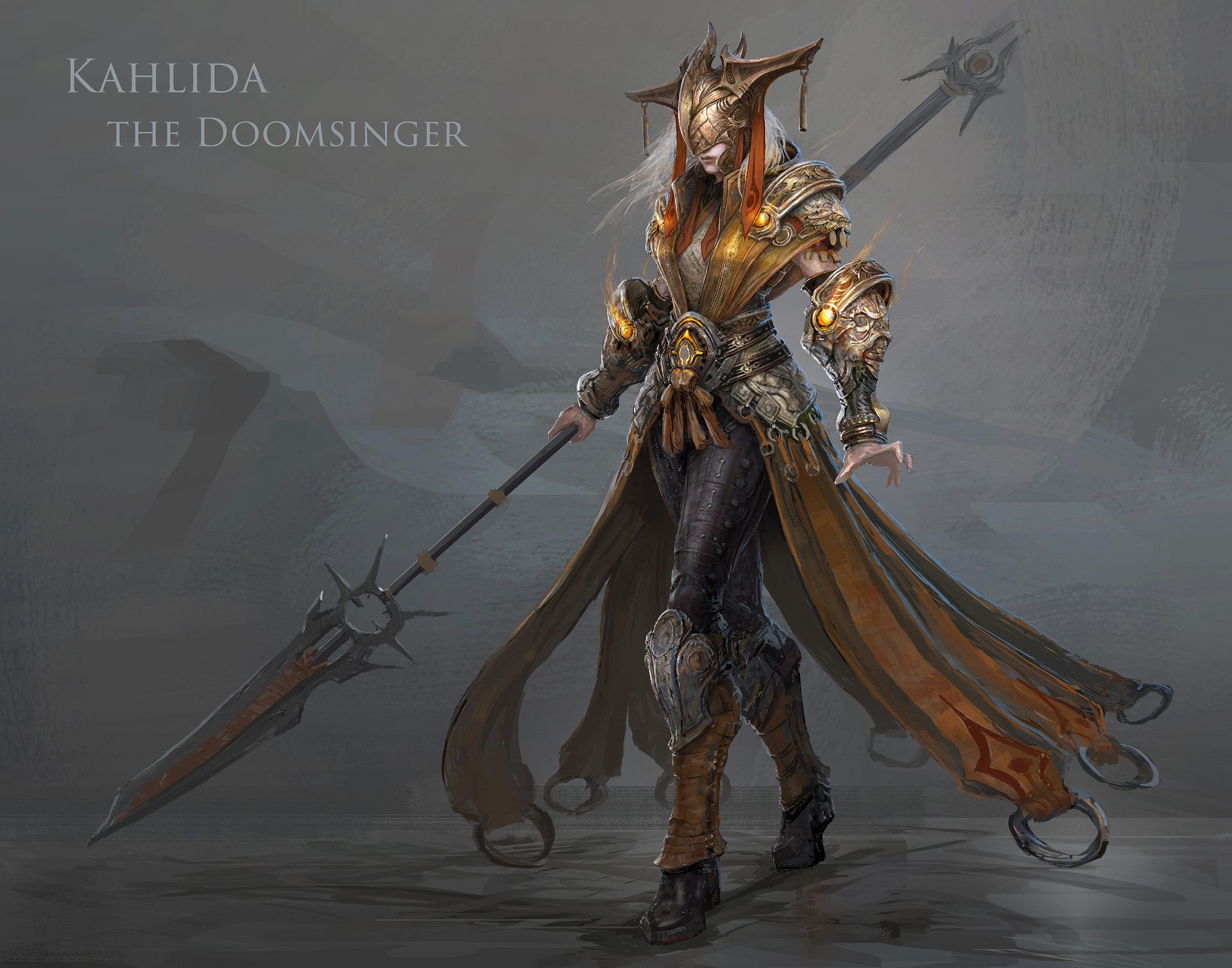 Kahlida Doomsinger