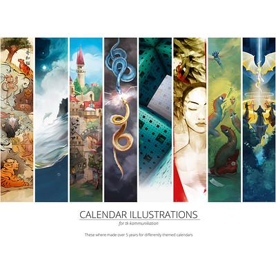 Trudy wenzel calendar