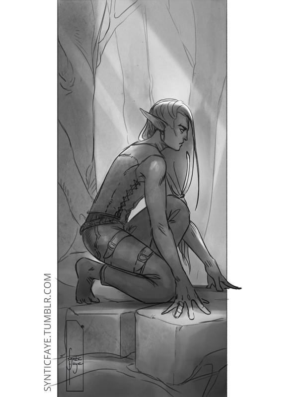 Trudy wenzel sketch 07 04 2016 3