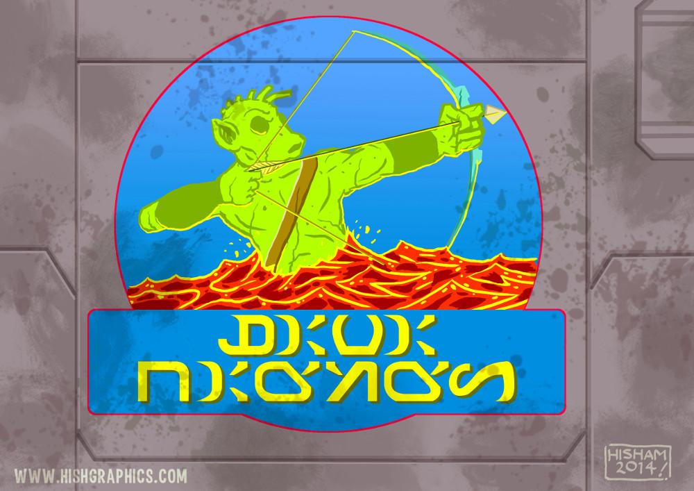 Khairul hisham lava jaeger noseart 1000px