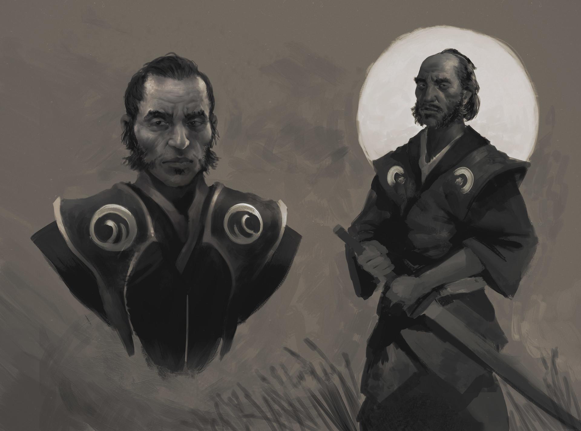 Miroslav petrov samurai